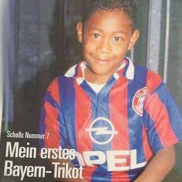 生日快乐!拜仁慕尼黑后卫阿拉巴迎来28岁生日  足球话题区