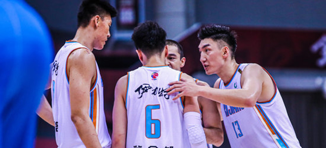 半场36分,新疆男篮创下球队本赛季半场最低分