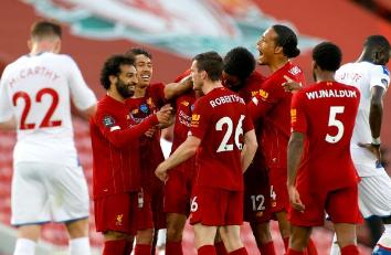 莱因克尔:英超复赛绝对是正确决定,利物浦完全该拿冠军