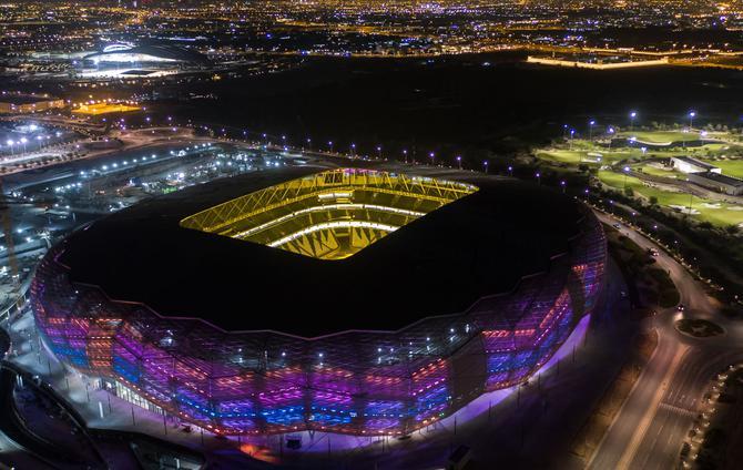 FIFA官方:拟在明年举办泛阿拉伯锦标赛作为世界杯测试赛