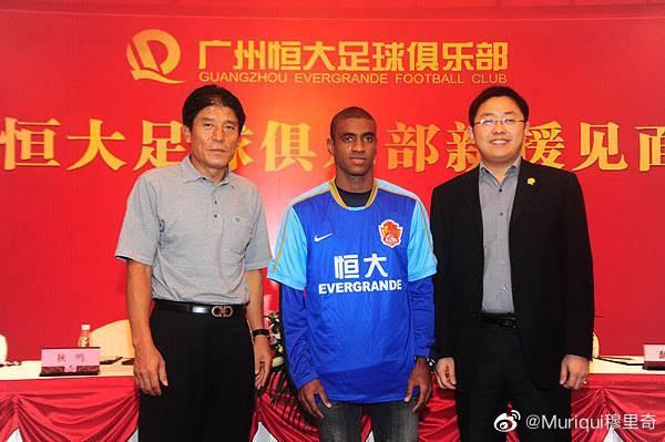 穆里奇:十年前我来到中国创造历史,现在故事仍在继续