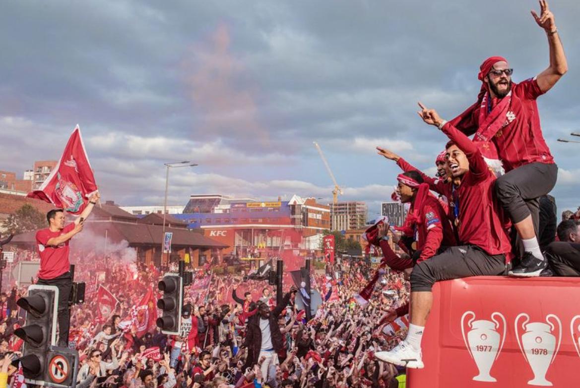 回声报:利物浦市政府承认会有夺冠游行,详细日期待定