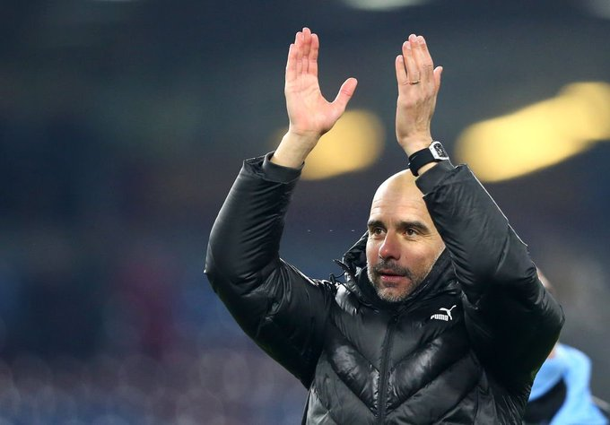 瓜迪奥拉:恭喜利物浦拿到英超冠军,我们需要从中吸取教训
