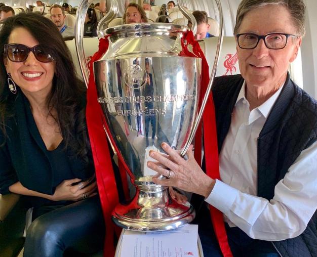 利物浦老板:终于拿到了英超冠军,达成了这项远大的收获
