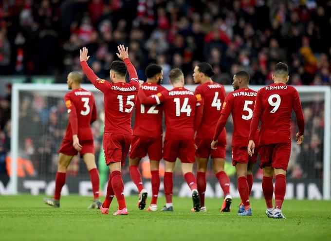 祖上阔!利物浦19个顶级联赛冠军分布在8个十年冠绝英格兰