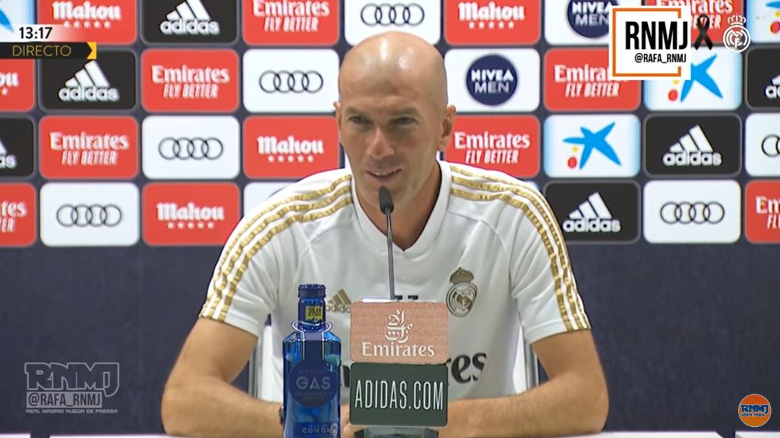齐达内:吾认为吾的球员时代比教练时代更成功