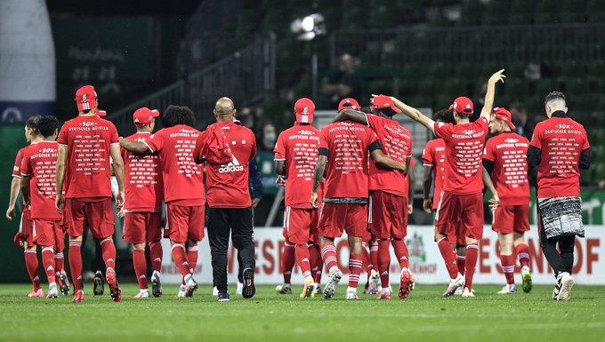 火力全开!拜仁本赛季已在联赛打入97球,创德甲新纪录