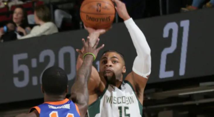 NBA发展联盟今日公布本赛季的最佳阵容