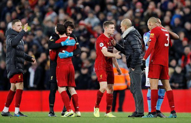 米尔纳:来利物浦被批判是动力;赢余下比赛是责任非纪录