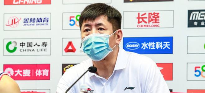 丁伟感谢浙江男篮:在那工作三年让我成为一名合格主教练