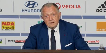 里昂主席:下赛季里昂会很强,为什么不能争一下法甲呢