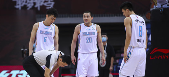 第二支晋级球队!新疆男篮提前10轮锁定季后赛