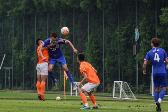 申花敲定最后两场热身赛:7.10对昆山FC,7.18战国安