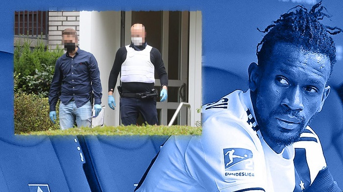 励志故事破灭!警方查到汉堡难民小将伪造身份关键证据