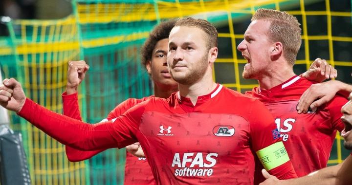 荷兰媒体:阿森纳渴望引进阿尔克马尔队长库普梅纳斯