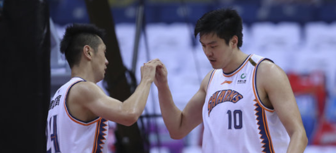 上海大胜青岛,全场126分刷新本赛季球队得分纪录