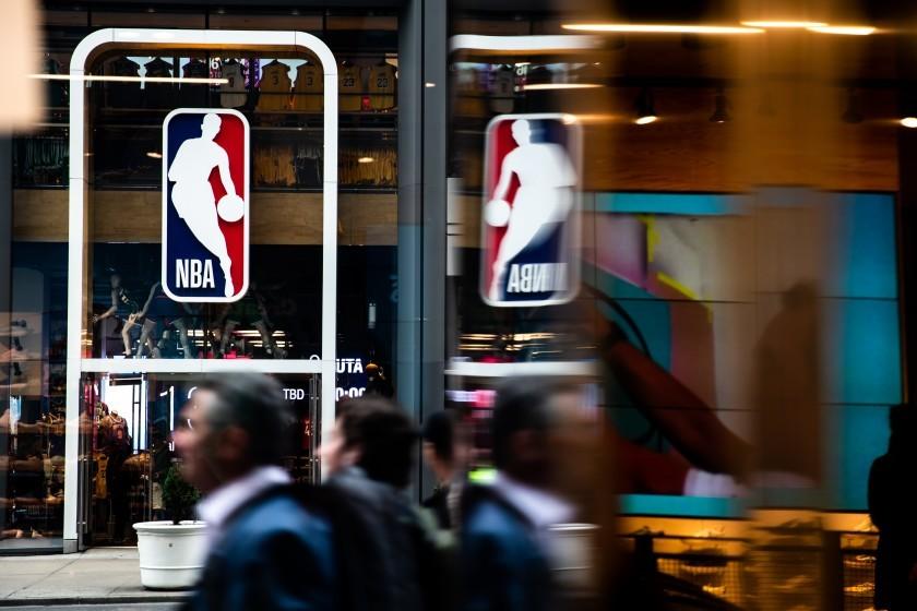 NBA接近于批准为8支乐透球队在芝加哥建立第二个隔离赛区