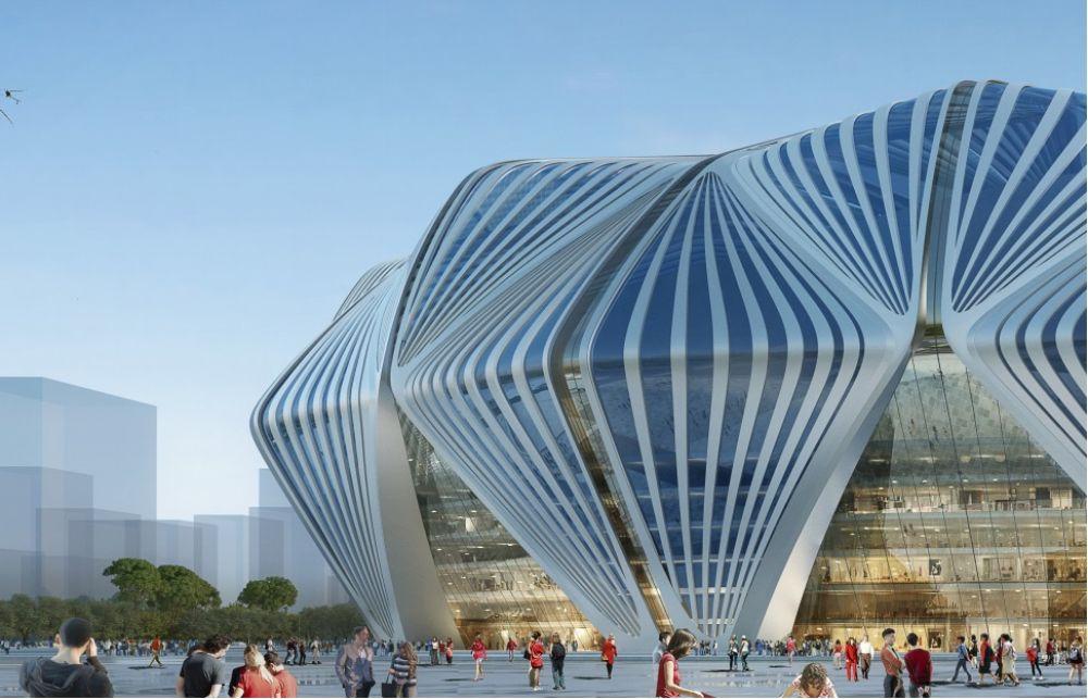 新华社:恒大新球场可容纳10万人,能带动体育产业发展