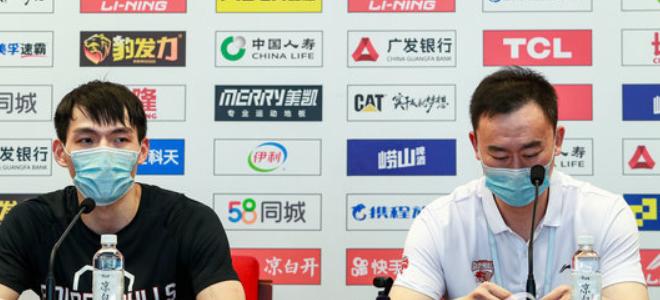 刘维伟满意全队表现:紧密赛程下能有这样的表现值得称赞