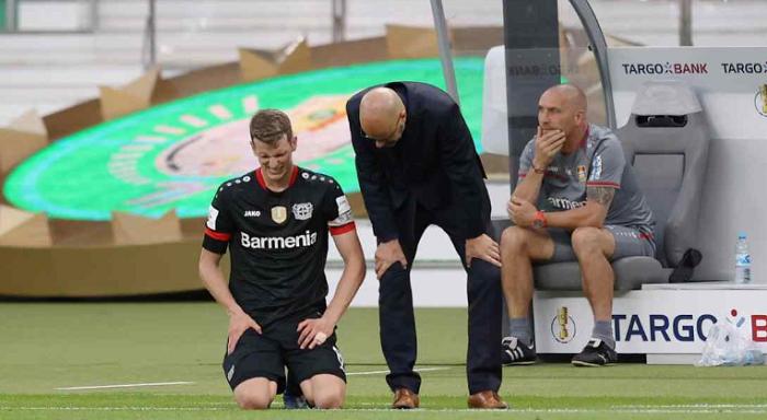 博斯:勒沃库森尽力了,但拜仁是表现更好的球队