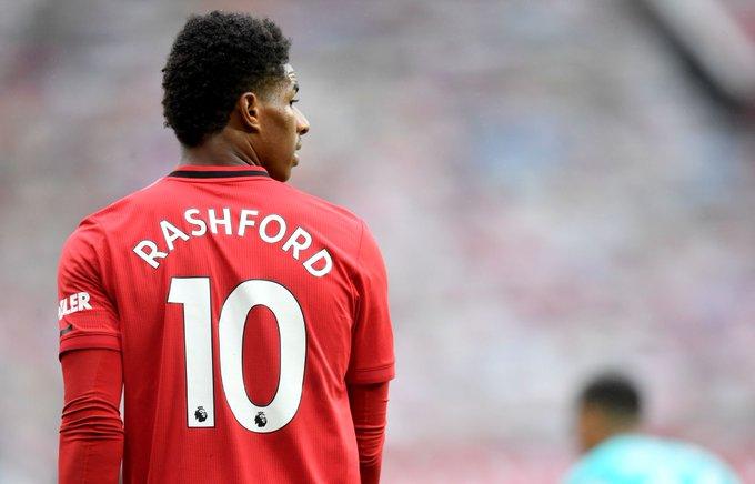 拉什福德成近17年来,首个赛季进球20+的曼联自家青训球员