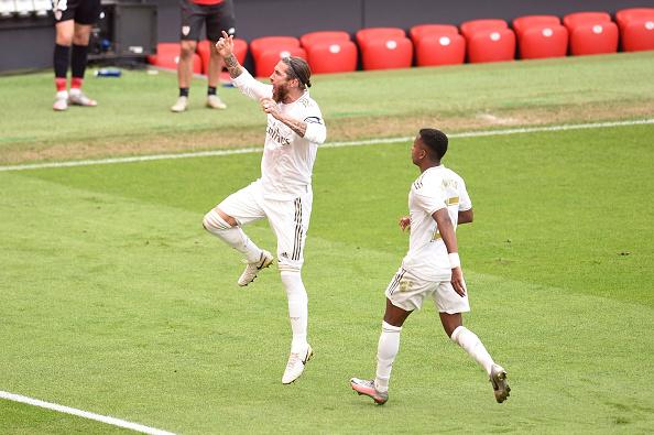 神锋!拉莫斯成西甲近15年来,第一位单赛季进10球的后卫