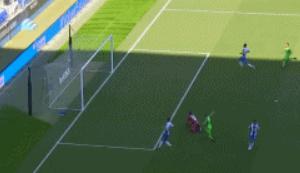 GIF:若纳坦-席尔瓦单刀推射破门,莱加内斯1-0西班牙人