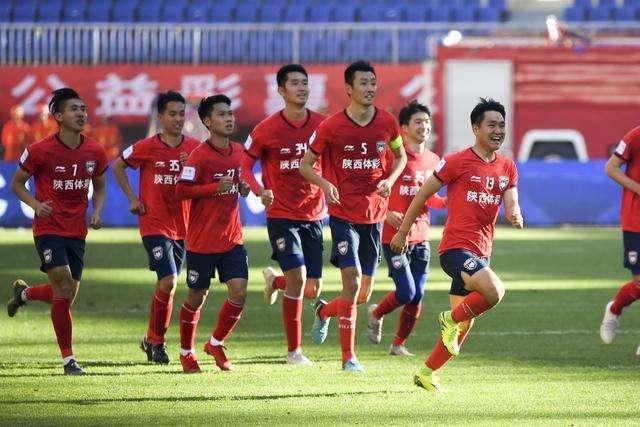 陕媒:陕西新赛季目标为中甲保级,两外援正在队试训