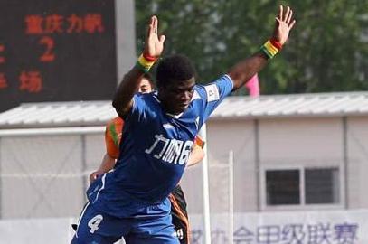 加纳名宿:不要拒绝中国邀约,他们联赛水平已有进步
