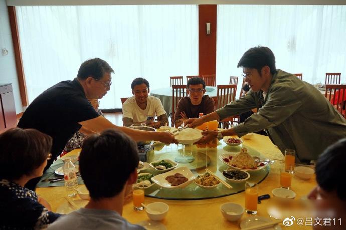 吕文君:祝根宝基地成立20周年快乐,希望培养更多人才