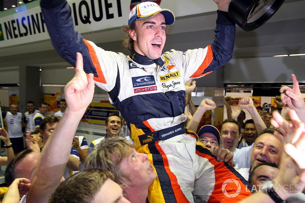 阿隆索重返F1!雷诺将于周三宣布?