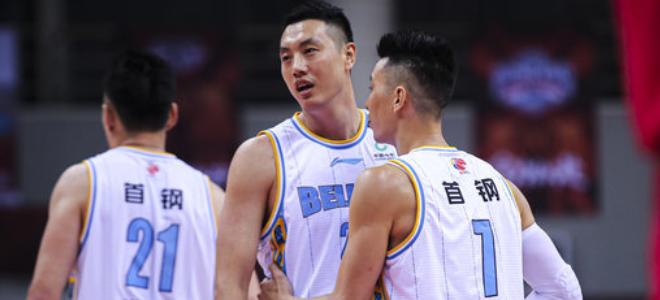 祝贺!北京男篮成为本赛季第五支提前晋级季后赛球队