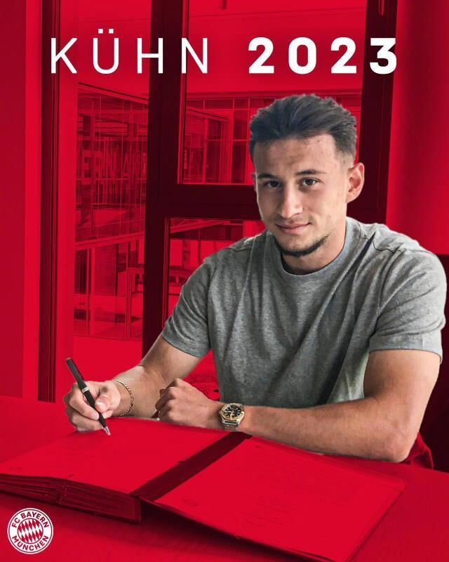 官方:阿贾克斯小将库恩加盟拜仁,签约至2023年