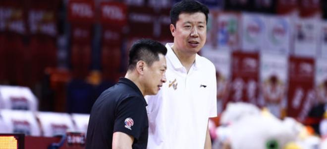 李春江称赞对手:王治郅尽心尽力,八一近期变化有目共睹