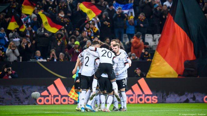赛程密集!德国队将在9-11月踢8场比赛