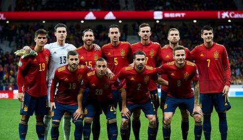 若国家联赛复赛,西班牙国家队将使用皇马卡斯蒂亚球场