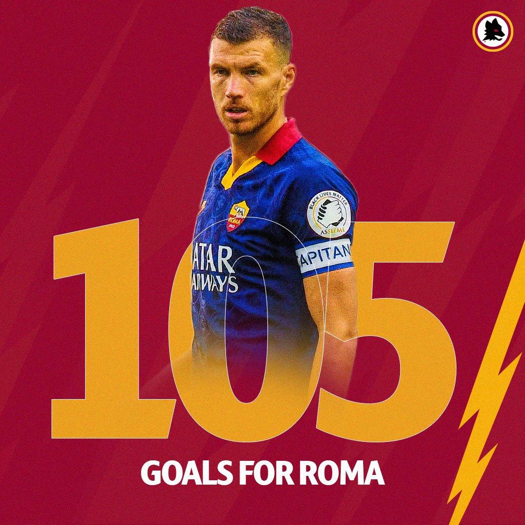 105球!哲科成罗马队史非意大利籍球员射手榜第一