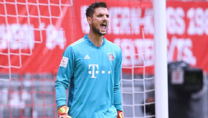 图片报:乌尔赖希可能留在拜仁与努贝尔竞争