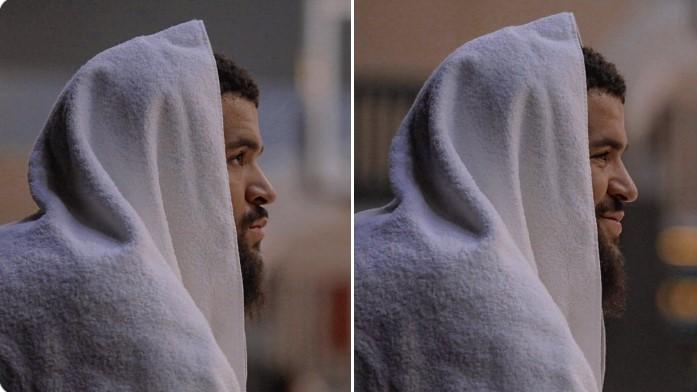 猛龙晒范弗利特照片:当你想起你兄弟Drake今晚要发新歌