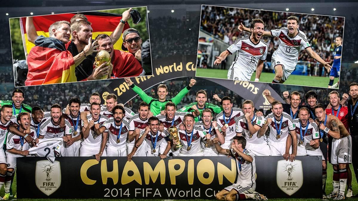 巴西世界杯德国国脚现状:有人无球可踢,有人被劝退