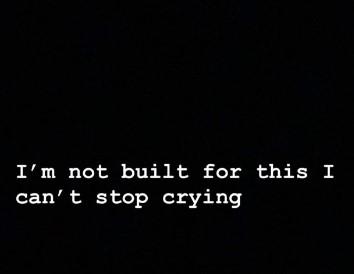 哈勒尔更新社媒:我顶不住了,一直在哭