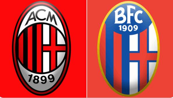 AC米兰vs博洛尼亚:伊布、雷比奇领衔,恰10、特奥出战