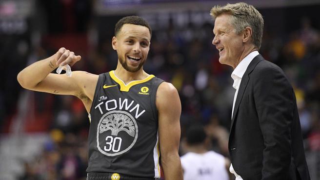 科尔:库里改变我对投篮选择的认知,也颠覆对篮球的看法