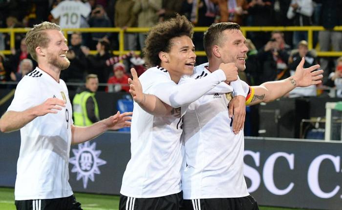 德国球员累计转会费排名:萨内、许尔勒和小德前三