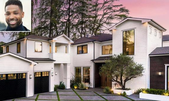 特里斯坦-汤普森挂牌出售其在加州洛杉矶恩西诺的豪宅