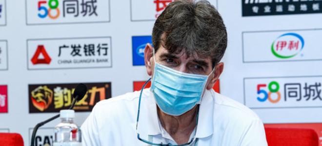 贝帅:柳伟受伤后没人限制陶汉林,吴冠希还需休息两天