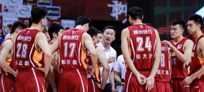 浙江男篮本赛季常规赛胜率66.7%,创队史最佳战绩