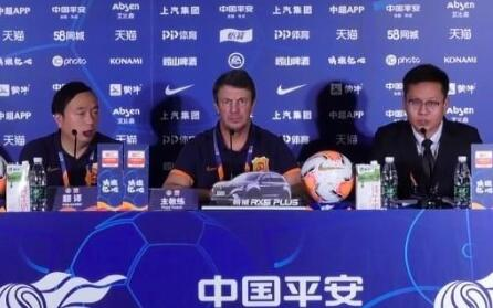 何塞:我们对首场比赛充满渴望,要把快乐带给球迷