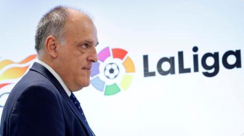 舆论压力大,LaLiga主席特瓦斯有意辞去主席职务