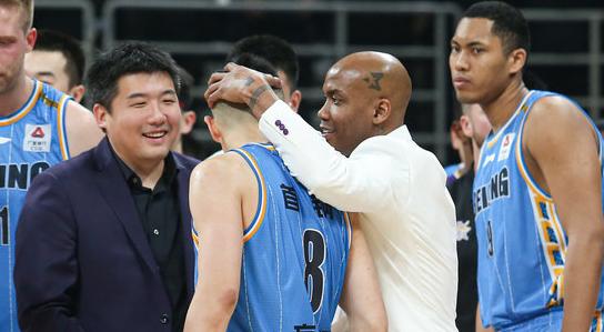 林书豪和福格领衔im体育,北京德比两队全主力出战